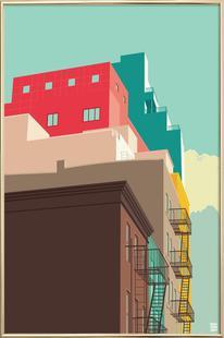 Lower East Side New York City