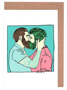 Men Kiss 2