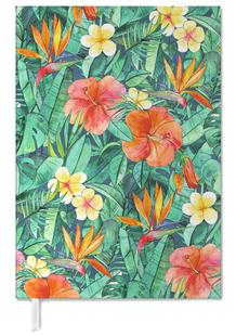 Classic Tropical Garden