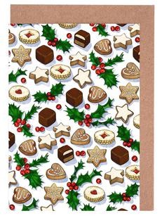 Christmas Treats And Cookies