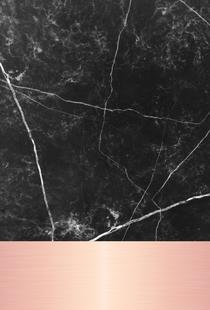 Black Marble Pink Edition