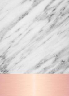 Carrara Marble Pink Edition