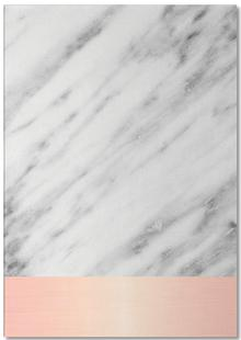 Carrara Marble Pink Edition
