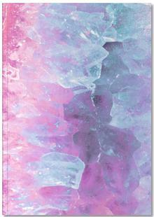 Rose Quartz and Serenity Agate