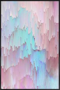 Pastel Glitches Fall