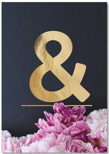 Flower Alphabet &