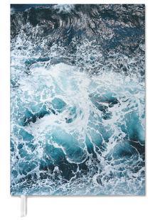 Blautöne des Meeres I