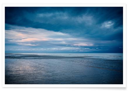 Dieser Abend am Meer