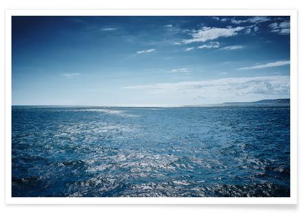 Himmel über dem Meer