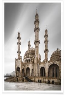 Baku - Heydər Məscidi - Study 2