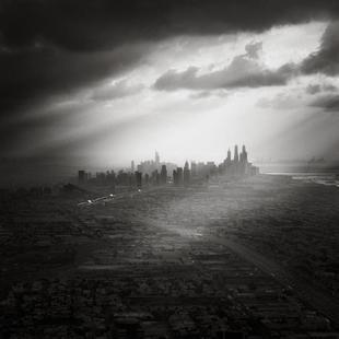 UAE - Marina Skyline