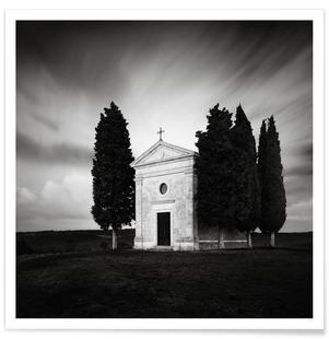Italy - Cappella Della Madonna Di Vitaleta