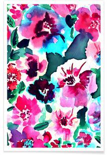 Zoe Floral Pink