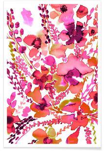 Amelia Floral Pink