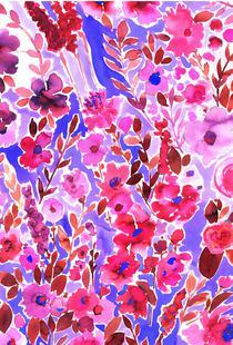 Isla Floral Purple