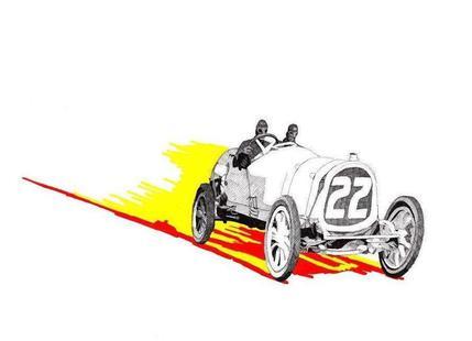 Classic Car Race 22