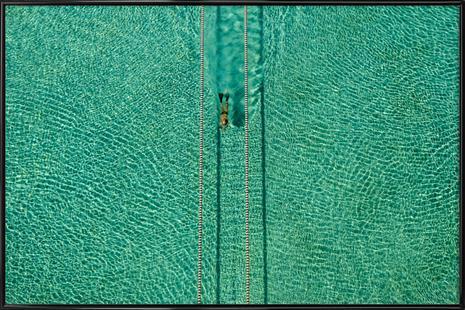 Swimmer - Hossein Nikzad Amoli