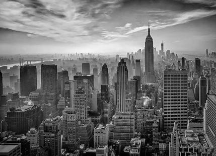 Hazy Gotham - Stefan Schilbe