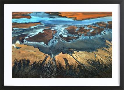 California Aerial - The Desert From Above - Tanja Ghirardini