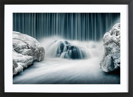 Icy Falls - Keijo Savolainen