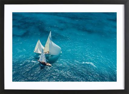 Croisement bleu - Marc Pelissier