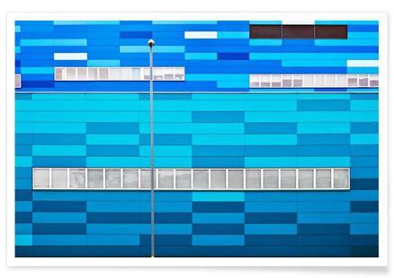 Fifty Shades Of Blue - Linda Wride