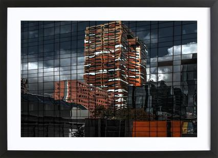 Puzzle Reflection - Gilbert Claes