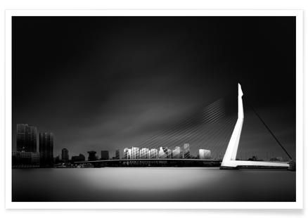 Erasmus Bridge - Denis