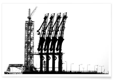 Rotterdam Harbour - Jan Nietzen
