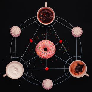 Sweet Alchemy Of Cooking - Dina Belenko