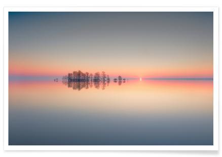 Lake Mattamuskeet Memory - Liyun Yu
