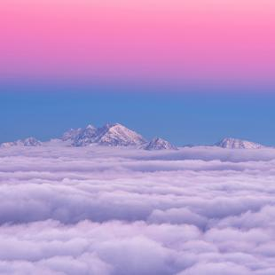 Pink in the Sky - Ales Krivec