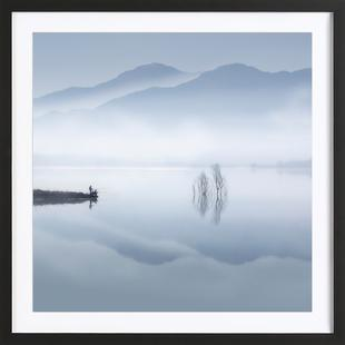 Blue silence - Jose Beut