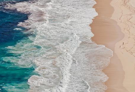 Where the Ocean Ends... - Andreas Feldtkeller