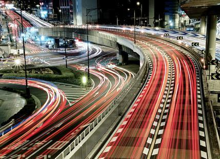 Chaotic Traffic