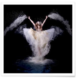 Powder Rush - Pauline Pentony MA