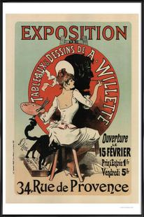 Exposition A. Willette