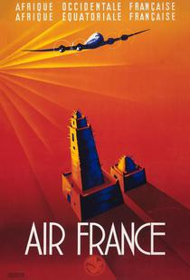 Air France to Africa