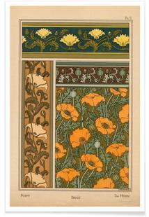 Eugene Grasset - Poppy 05