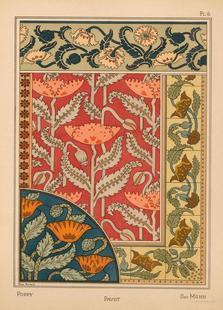 Eugene Grasset - Poppy 06