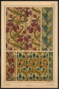 Eugene Grasset - Thistle 60