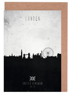 London Contemporary Cityscape