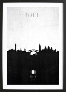 Venice Contemporary Cityscape