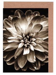 Flower of Life Sepia