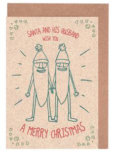 Santa & Husband