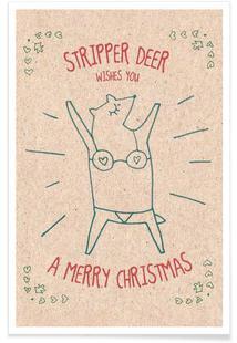 Stripper Deer