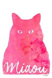 Miaou - Pink