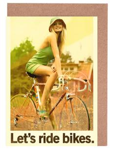 Let's Ride Bikes