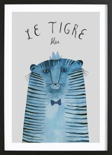 French Animals Tigre