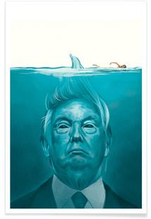 Trump Flat Swimmer
